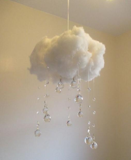 φωτιστικό οροφής σύννεφο