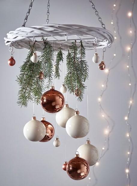 κρεμαστή χριστουγεννιάτικη διακόσμηση