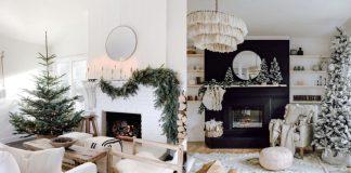 ιδέες για μοντέρνα χριστουγεννιάτικη διακόσμηση