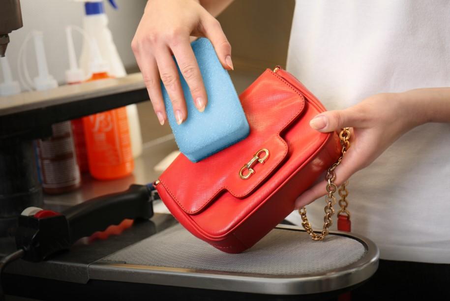 πλύσιμο τσάντας