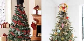 ιδέες για κορυφή στο χριστουγεννιάτικο δέντρο