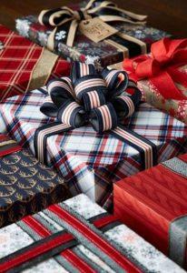 τυλιγμένα δώρα