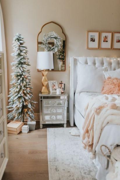 υπνοδωμάτιο μικρό δέντρο