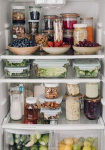 ξεπάγωσε φαγητό στο ψυγείο