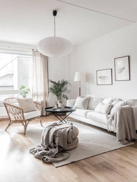 λευκό δωμάτιο άσπρα φωτιστικά