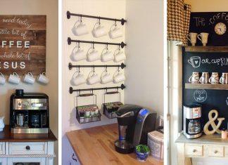 μοναδικα coffee stations για τους λάτρεις του καφέ