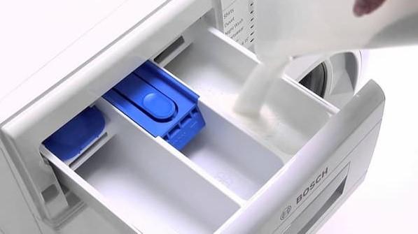 απορρυπαντικό θήκη πλυντηρίου