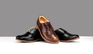 δερμάτινα αντρικά παπούτσια