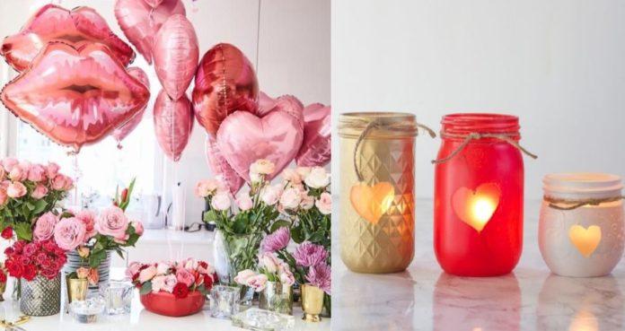 ιδέες για ρομαντική διακόσμηση