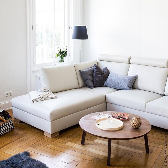 καναπέδες από τα ΙΚΕΑ και ιδέες διακόσμησης