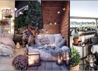 μπαλκόνι χειμώνα