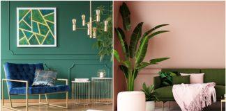 σαλόνια με χρώμα