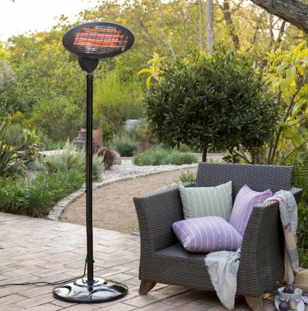 θερμάστρα κήπος καρέκλα