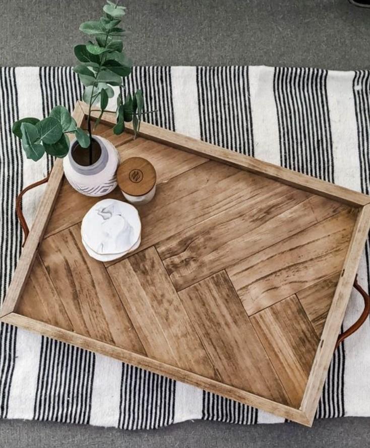 ξύλινος δίσκος