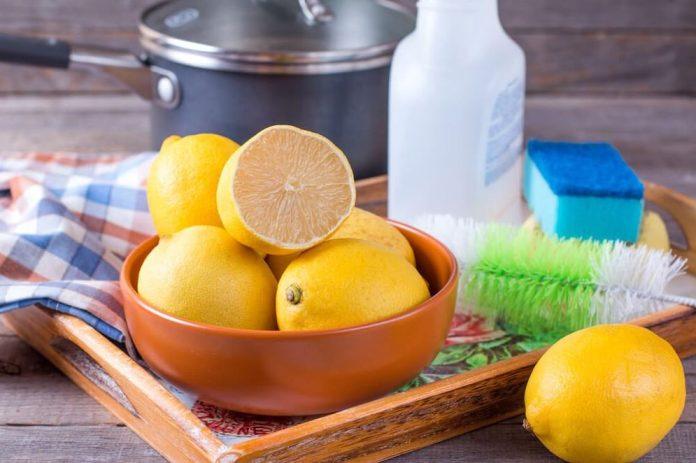 απίστευτες χρήσεις του λεμονιού