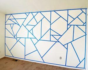 γεωμετρικοσ τοιχος ταινια