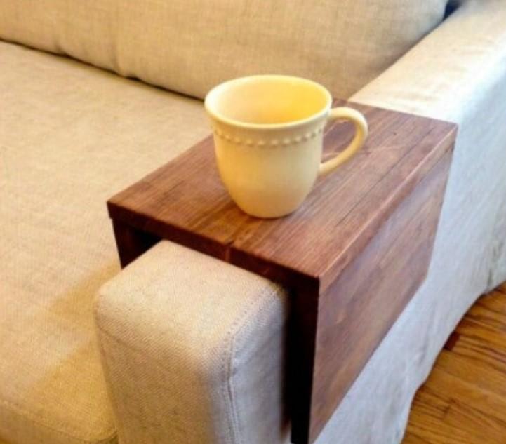 ξύλινη βάση για μπράτσο καναπέ