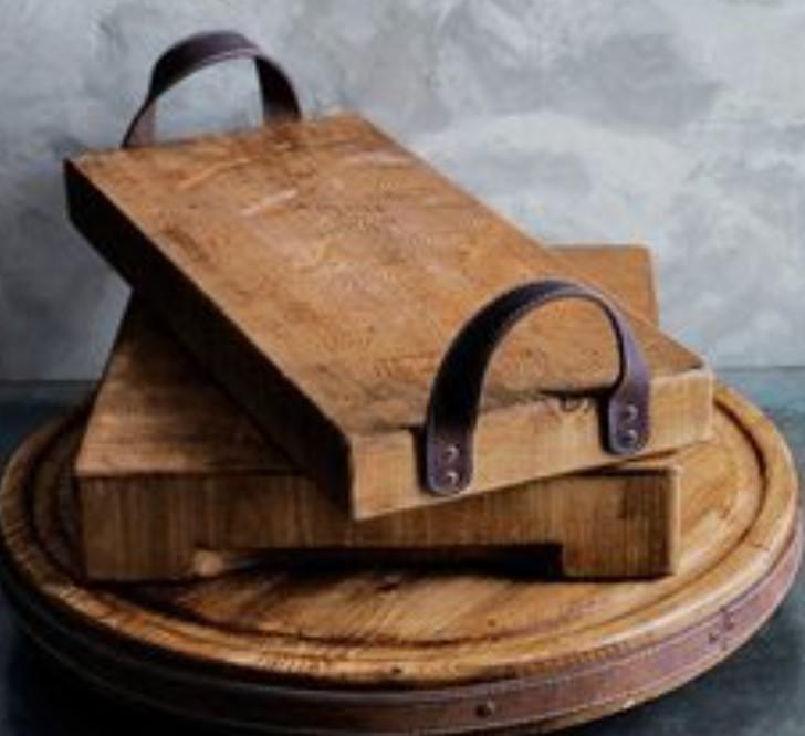 δίσκος διακοσμητικός από ξύλο