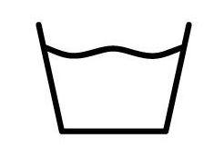 σύμβολο πλύσης για πλύσιμο