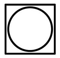 σύμβολο πλύσης για στενωμα
