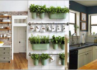 ομορφύνεις τοίχους κουζίνας