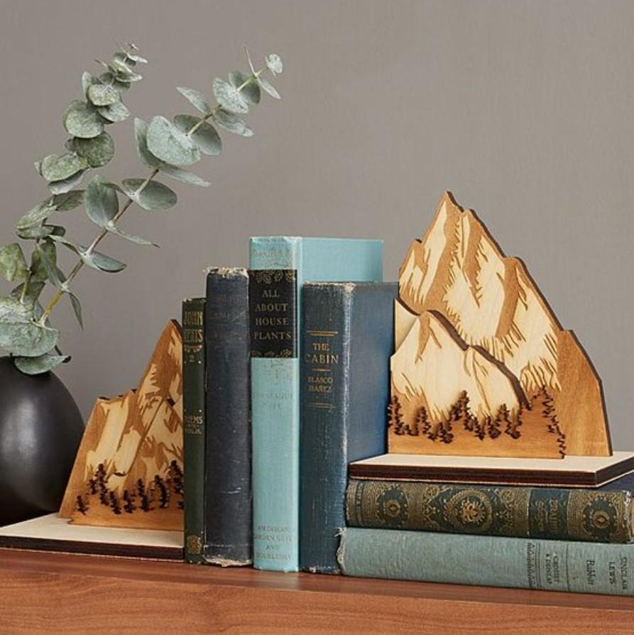 βιβλιοστάτης βουνό