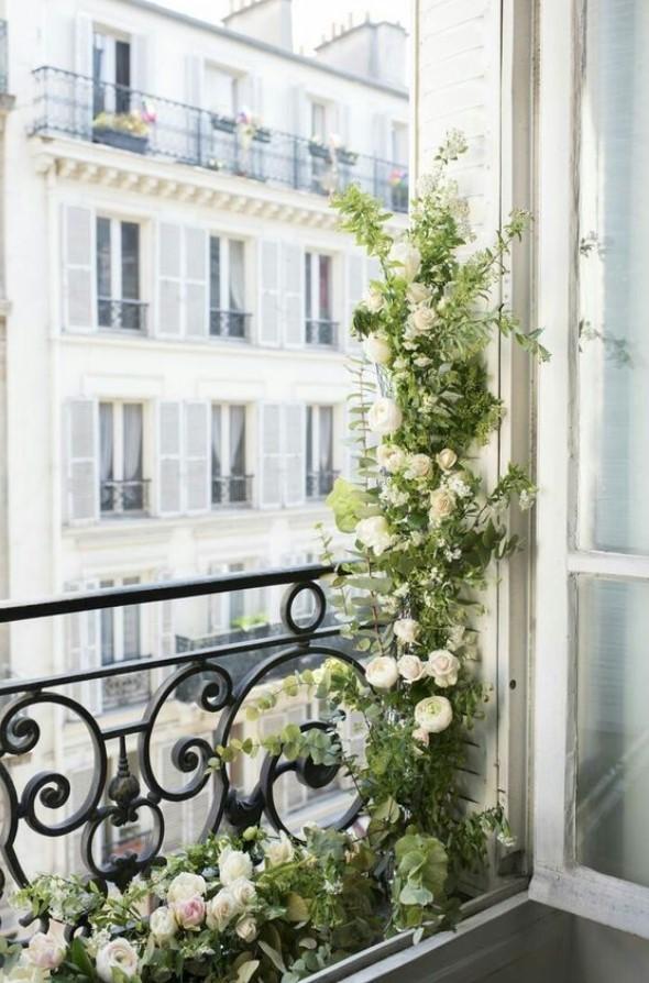 αναριχώμενο λουλούδι για τα κάγκελα