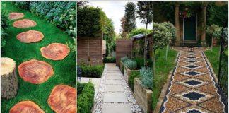 διάδρομοι κήπο