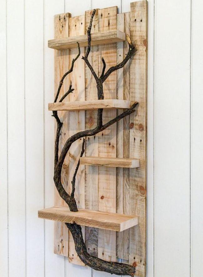 διακοσμητικό τοίχου ξύλινο