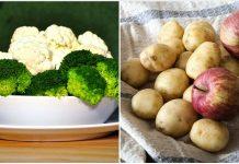 διατηρείς τα λαχανικά