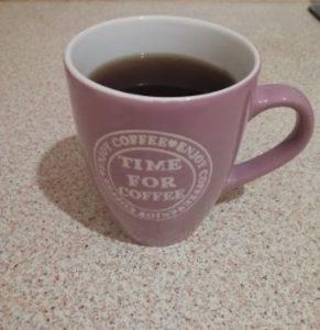 καφές φίλτρου σε κούπα