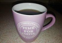 κούπα με καφέ