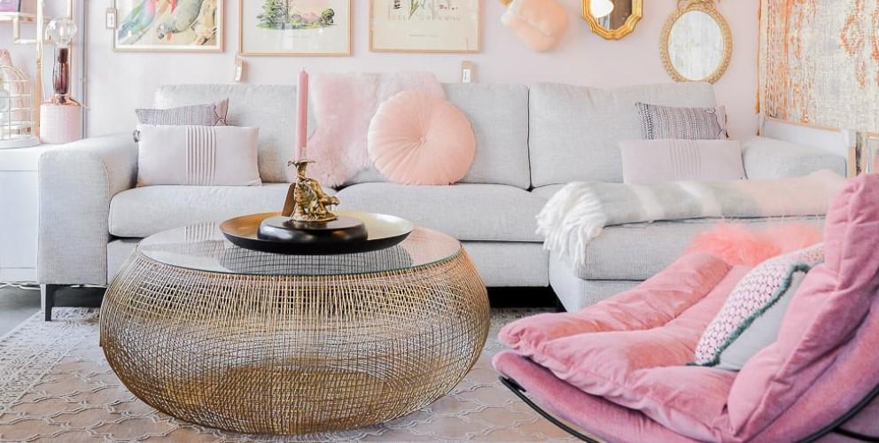 παστελ μαξιλάρια καναπέ πολυθρόνα