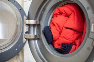 χειμωνιατικα ρουχα στο πλυντηριο