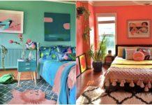 υπνοδωμάτια χρώμα