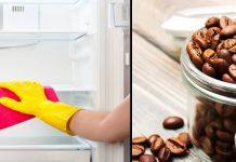 άσχημες μυρωδιές από το ψυγείο