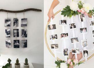 ιδέες για διακόσμηση στο σπίτι με φωτογραφίες
