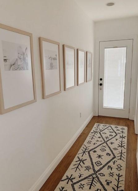 κάδρα διάσρομος διακοσμήσεις διάδρομο
