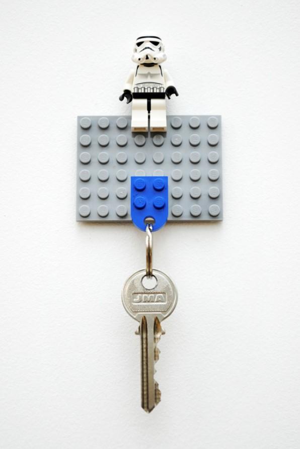 lego κατασκευή για κλειδιά