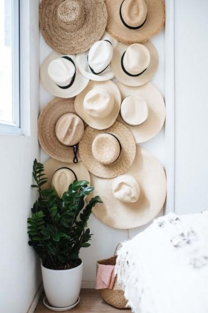τοίχος καπέλα