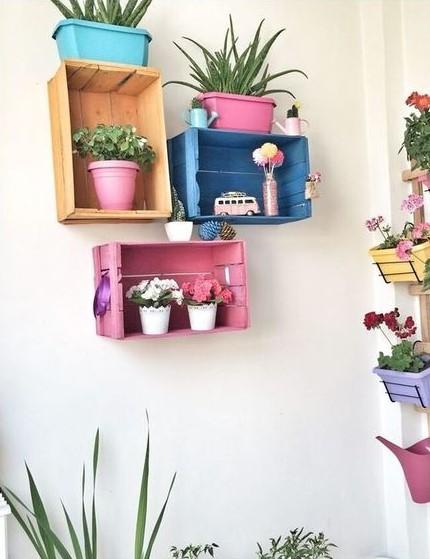 καφάσια διακοσμητικά τοίχου