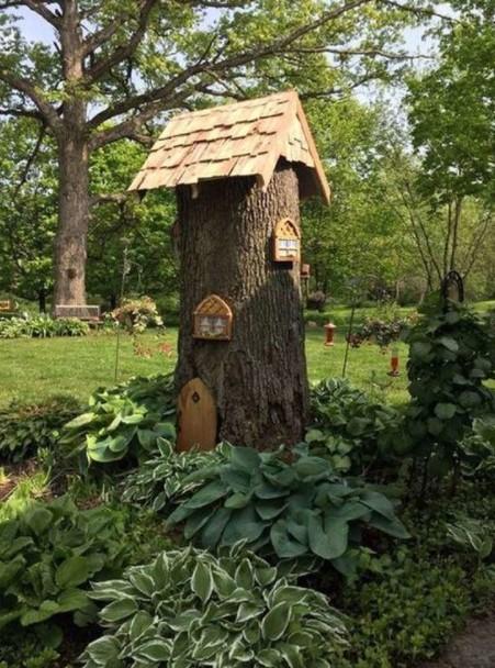 κήπος δεντράκι σπίτι