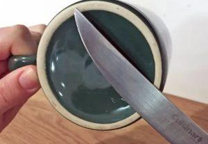 κουπα μαχαιρι