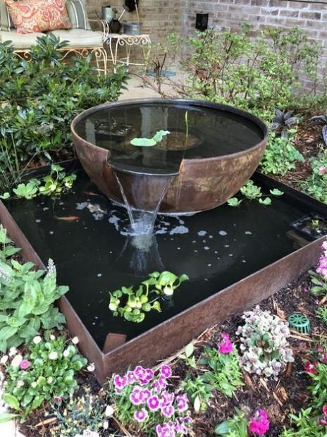 μίνιμαλ σιντιρβάνι διακοσμητικά κήπο