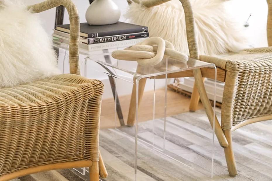 τραπεζάκι πλέξιγκλασ καρέκλες ψάθινες