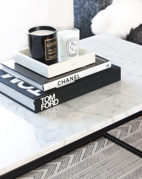 τραπέζι όψη μαρμάρου