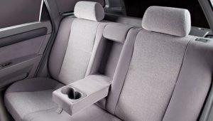υφασμάτινα καθίσματα αυτοκινήτου