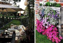 αντικείμενα για όμορφο κήπο