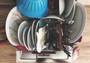 γεμισμενο πλυντηριο