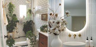 ιδέες διακόσμησης για το μπάνιο